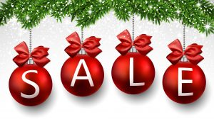 holiday year end sale