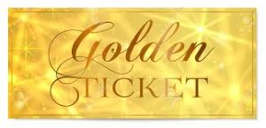holiday Golden ticket giveaway
